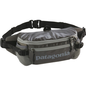 Patagonia Black Hole Waist Pack Hex Grey